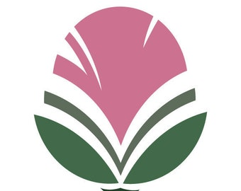 Pink Flower - Print