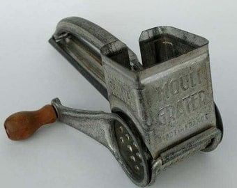 Vintage Mouli Cheese Grater // Made in France // Vintage Kitchen // Mouli // Kitchen Gadgetry