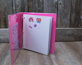 80's Sticker Album Refill Pages