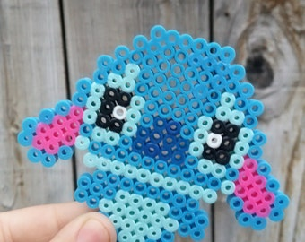 Stitch Perler Bead Art