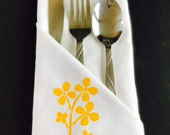 Decorative Dinner Napkins