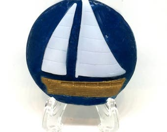 Set Sail Sailboat Soap - Boat Soap