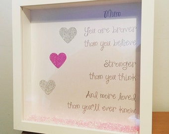 Personalised Gift for Mum
