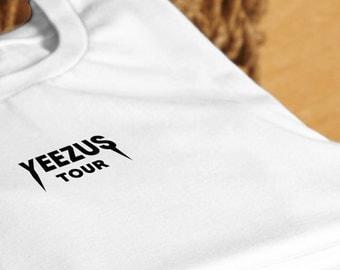 T-shirts, yeezus, Kanye Shirt, Kanye West