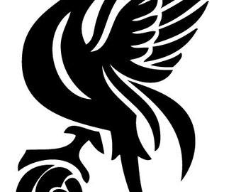 Liverpool FC Vinyl Wallart