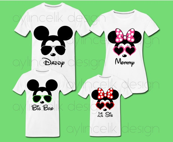 Minnie Mouse Design For Shirt