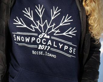 Snowpocalypse 2017 Hoodie
