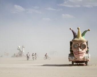 Burning Man Series 2015