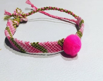 My chic handmade macrame' bracelet - choose one of them or all