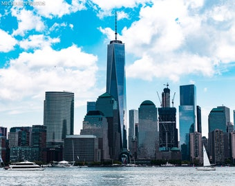 New York City Photography | World Trade Center Photography | Instant Download | Architecture Photography | Printable Digital File