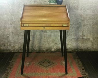 CABOT Teak Writing Table