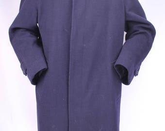 BURBERRY Jacket Trench Coat Jacket Parka Sz 52 Man Man G17 WOOL