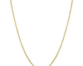 White Gold, Yellow Gold, Rose Gold, Marquise Diamond Necklace, 14k, 18k, 24k, Gold Necklace, Diamonds