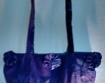 Hawaiian Bag Purple Heart