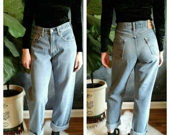 Vintage Levi's high waist boyfriend jeans