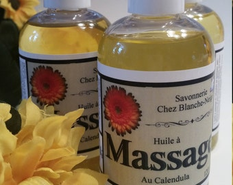 Calendula massage oil  120 ml / 4oz