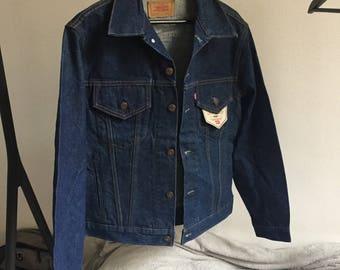 Levi's Vintage Raw Denim Jacket