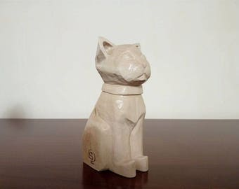 KITTY CAT SCULPTURE