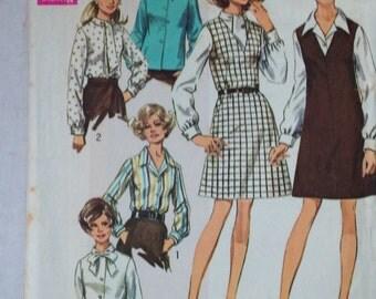 Vintage Simplicity 8408 size 38 women