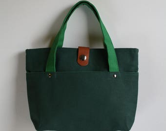 carry bag - moss + alpine