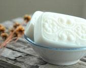 Coconut Milk Soap . Homemade Soap . Soap For Men . Handmade Soap . Shea Butter Soap . Shaving Soap . Gift for Husband Boyfriend Dad