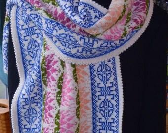 Mary Scott Huff Chinese Garden Wrap Kit