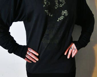 Cultes Des Ghoules Slouch Tunic Top