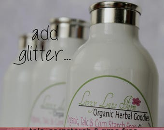 Children & Teen After Bath Powder, Fairy Dust | Pixie Dust | PICK YOUR SCENT | organic body powder | Dusting powder | Teen, Tween gift