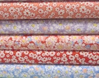 30s Playtime Reproduction Fabric - Half Yard Bundle - Moda