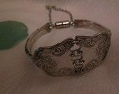 Reserved for Robin  Antique Fork Bracelet