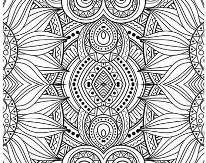 Sunflower Design! Color Your Own Bandanas! A creative, fun activity for kids, vacations, parties! Just imagination and markers are needed.