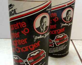 1980s Two Easy Charge Lighter to Lighter Car Charger Jonathan Winters