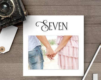 Wedding table number cards, Square, Wedding Table Numbers, Pictures tn0030