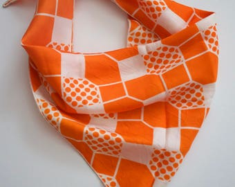 Vintage | Headscarf | Bandana | Necktie | 1970s