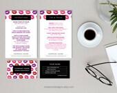 Lips Business Card Bundle - Brand Set