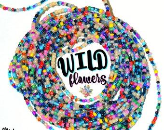 Wildflowers ~ YourWaistBeads.com