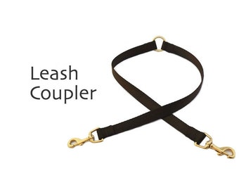 Leash Coupler, Different Colors