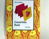 How to....make a concertina book