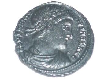Ancient Authentic Roman coin 330-333 AD lifetime warrentee