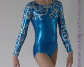 Leotards Pattern 2 sewing pattern gymnastics dance pdf pattern