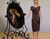 Barbie Retro Sheath Dress 50s 60s Style