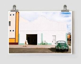Downtown Marfa Texas Fine Art Photograph