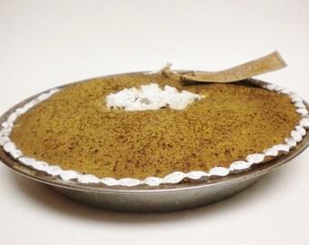 Primitive Pie, Fake Pies, Fabric Pies, Kitchen Decor