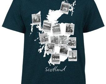 Photographs of Scotland T shirt