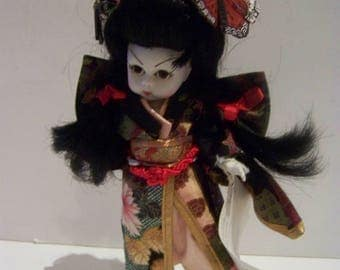 Madame Butterfly Madame Alexander 8 in doll ( literature series)