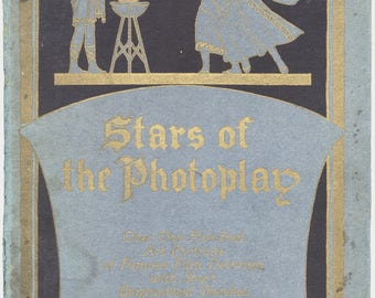 Stars of the Photoplay--Silent Film Stars 1916