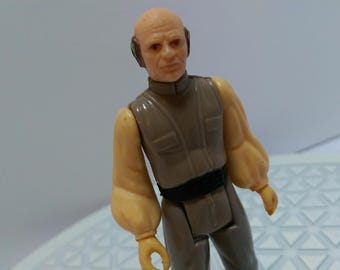 Star Wars: The Empire Strikes Back ~ Lobot (Lando's Aide) by Kenner (1980)