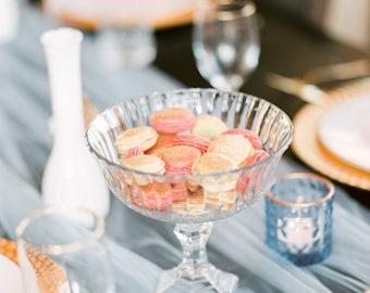 Glass Wedding Centerpiece / Wedding Decor / Vintage Wedding / Wedding Vase / Modern Bride