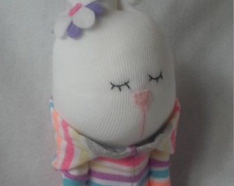 Sock Rabbit Onesie!