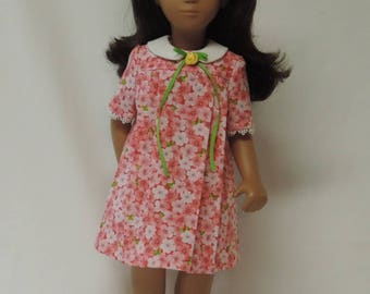 """Spring Easter dress for 16"""" dolls similar to Sasha® and A Girl for All Time®"""